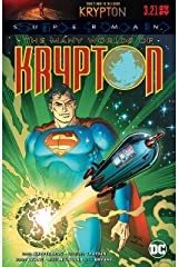 Superman: The Many Worlds of Krypton: Syfy Custom (The World of Krypton (1987-1988)) Kindle Edition