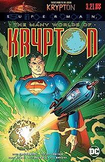 Superman: The Many Worlds of Krypton: Syfy Custom (The World of Krypton (1987-1988))