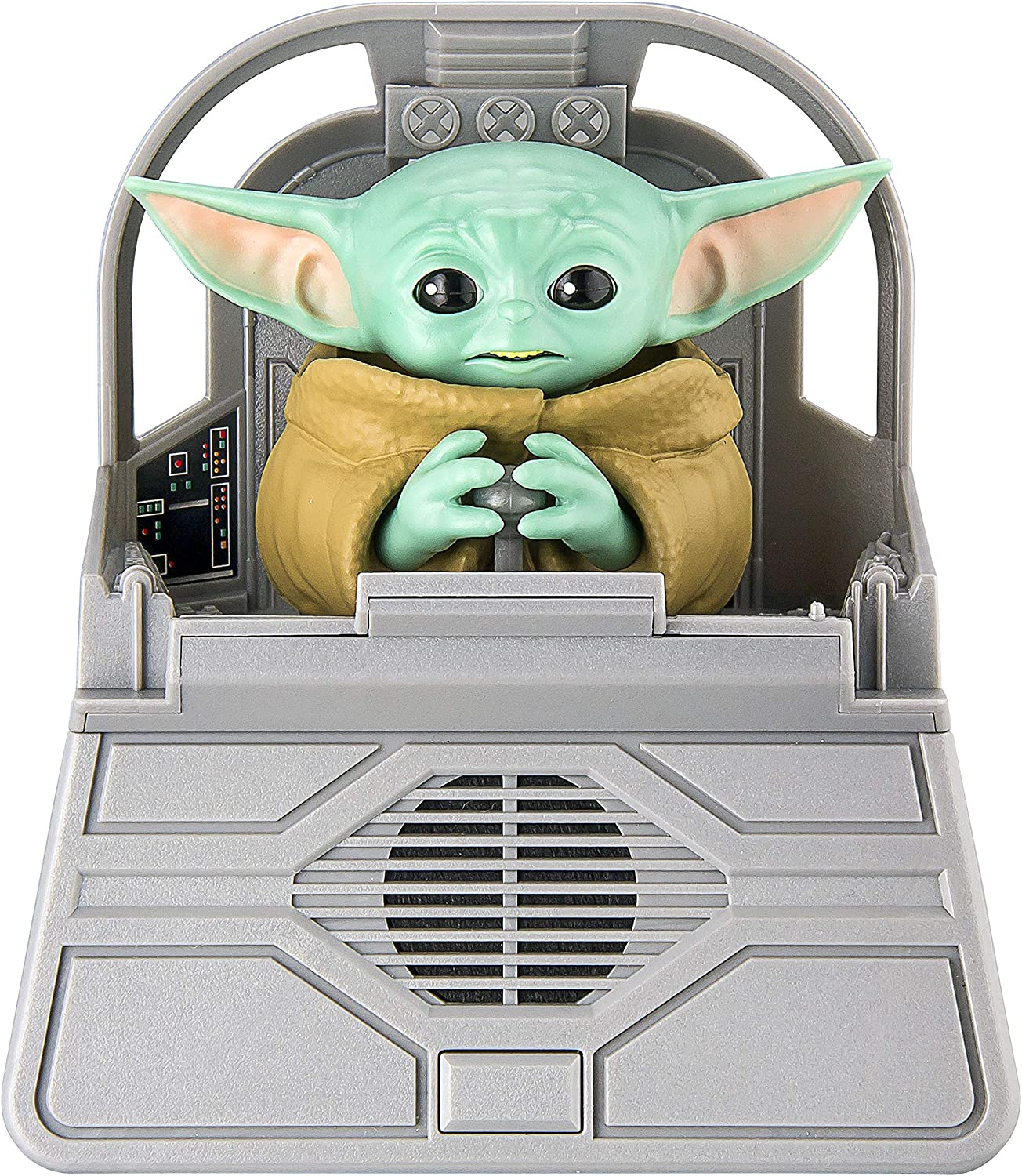 27. Star Wars The Child Animatronic Speech and Sounds (with Built-in Speaker and Motion Activated Combinations)