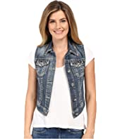 Ariat - Dylan Denim Vest in Silverlake
