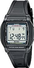 Casio Men's W201-1AV Chronograph Water Resistant Watch