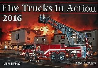 fire truck calendar 2016