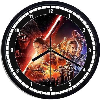 Horloge murale en plastique Star Wars Stormtrooper