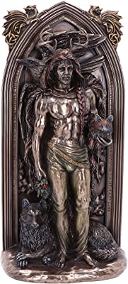Nemesis Now The Druid by Ruth Thompson 27cm, Resin, Bronze, One Size