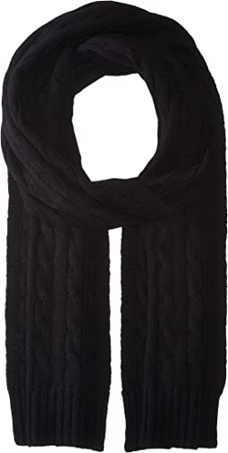 Polo Ralph Lauren - Cashmere Classic Cable Scarf