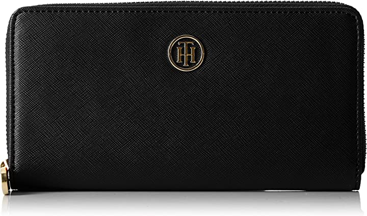 Tommy hilfiger honey large za wallet, portafoglio donna AW0AW04281