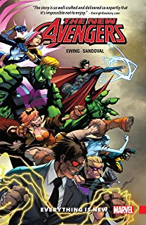 New Avengers: A.I.M. Vol. 1: Everything Is New (New Avengers (2015-2016))