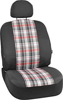 Best plaid seat covers Reviews