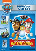 Paw Patrol: Marshall and Chase on the Case! - PAWfect Gift Set