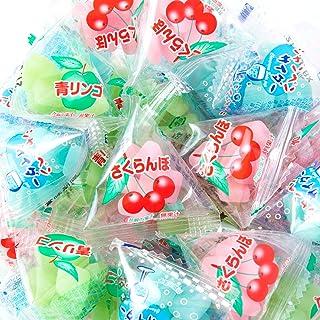 吉松 さくらんぼ餅 ミックス 詰め合わせ 500g [ 個包装 ] 業務用 ミックス餅 駄菓子 お菓子 餅飴 ( まいガム工房 )