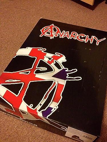 Anarchy Chaos 3 noir blanc
