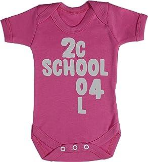 Baby Buddha 2 Cool 4 School Baby Bodys/Strampler 100% Baumwolle