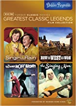 TCM - Debbie Reynolds Singin' in the Rain / How the West Was Won / the Unsinkable Molly Brown / the Singing Nun