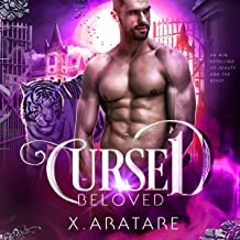 Cursed: Beloved: A M/M Modern Retelling of Beauty & the Beast, Book 3