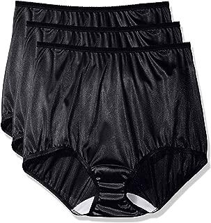 Shadowline Nylon Briefs, Panties, Style 17042 (Pkg of 3)