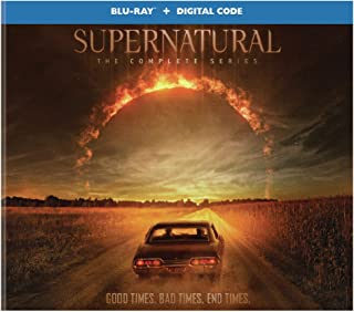 Supernatural: The Complete Series (Blu-Ray/Digital)