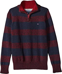 Tommy Hilfiger Kids - George Sweater (Toddler/Little Kids)