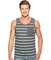 DC - Contra Tank Top Stripes