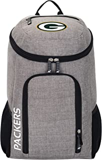 Officially Licensed NFL Topliner Backpack, Multi Color, 19""