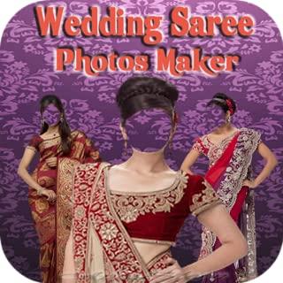 Wedding Saree Photos Maker