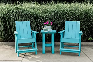 Wildridge Outdoor Contemporary High Adirondack Chair - Ships in 10-14 Business Days