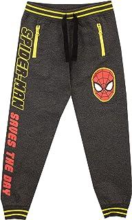 Marvel - Pantalon de Jogging - Spiderman - Garçon
