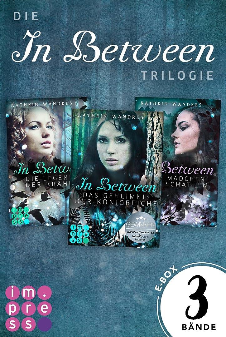 Alle B?nde der ?In Between?-Trilogie in einer E-Box! (German Edition)