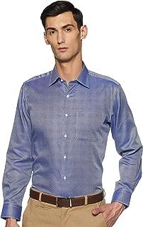 Van Heusen Men's Plain Regular Fit Formal Shirt