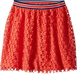 Star Crochet Lace Skirt (Big Kids)