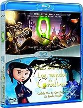 Numero 9 + Los Mundos De Coraline (Blu-Ray) (Import Movie) (European Format - Zone B2) (2010) Varios