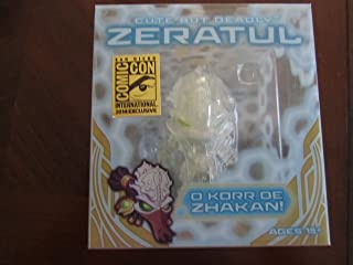 StarCraft 2: Clear Zeratul SDCC 2014 Exclusive Figurine by Blizzard Entertainment