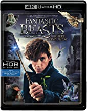 Fantastic Beasts and Where to Find Them (4k Ultra HD)