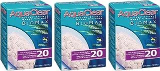 (3 Pack) Aquaclear 20-gallon Biomax