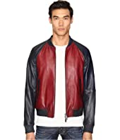 DSQUARED2 - American Road Trip Leather Jacket
