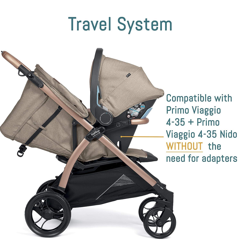 Peg Perego Booklet 50 Travel System, Atmosphere
