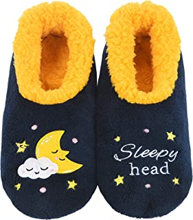 Snoozies Pairables Womens Slippers - House Slippers - Sleepyhead