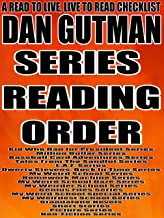 DAN GUTMAN: SERIES READING ORDER: A READ TO LIVE, LIVE TO READ CHECKLIST [KID WHO RAN FOR PRESIDENT SERIES, MILLION DOLLAR...