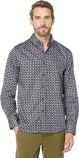 Kafton Long Sleeve Woven Shirt