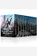 Agents of the Planetary Republic, Books 1-10 Kindle Edition