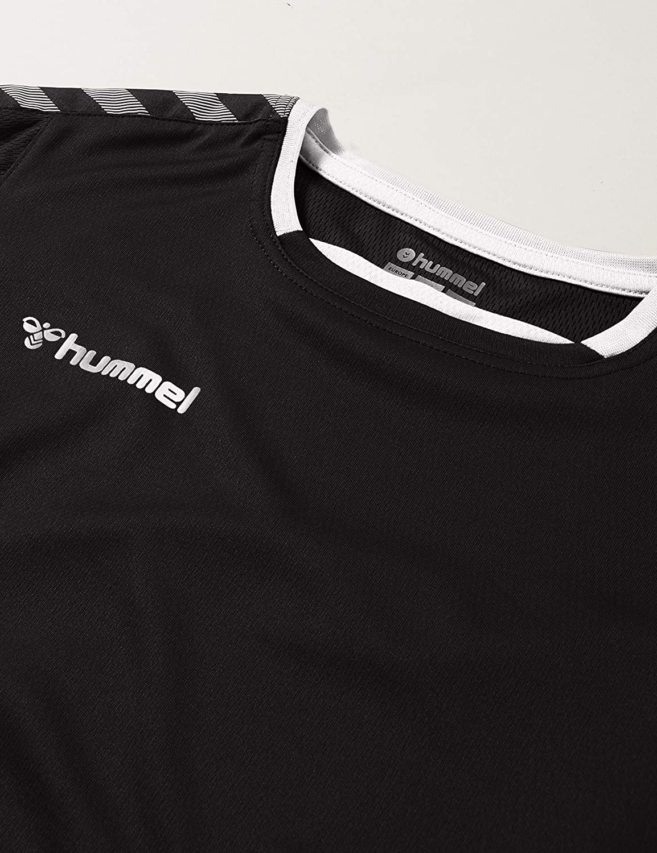 Ni/ños hummel Hmlauthentic Kids Poly Jersey L//S Camiseta