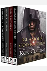 Saga of the God-Touched Mage (Vol 1-4) Kindle Edition