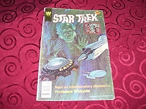 Whitman Comics, Star Trek, #51, March 1978 (Meet an Interplanetary disaster-Professor Whipple!)