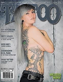 TATTOO Magazine May June 2017 MELISSA MARIE, Guy Aitchison, Enso Tattoo, Miss Mayi