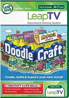 LeapFrog LeapTV Doodlecraft starring Mr. Pencil Educational, Active Video