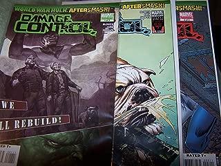 World War Hulk Aftersmash Damage Control Issues 1-3