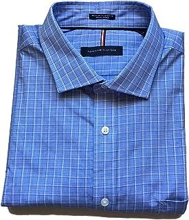34e0f5135 Amazon.com: Tommy Hilfiger - Dress Shirts / Shirts: Clothing, Shoes ...