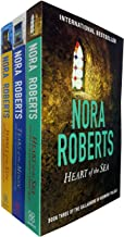 Gallaghers of Ardmore Series Nora Roberts 3 Books Collection Set (Jewels Of The Sun,Tears Of The Moon,Heart Of The Sea)