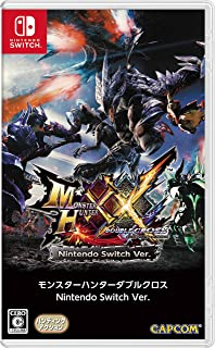 Monster Hunter XX Double Cross [Only In Japanese Language] Standard Edition [Nintendo Switch] [Japanese Version]