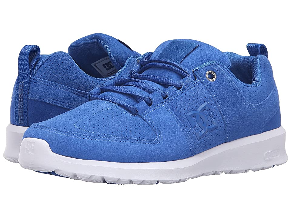 DC Lynx Lite (Blue) Skate Shoes