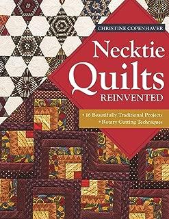 neck tie quilt pattern